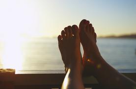 fodarbejde, der styrker og smidiggør fødderne